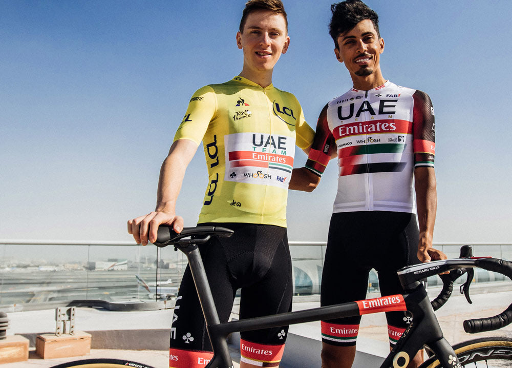 Calendario World Tour UAE Team Emirates