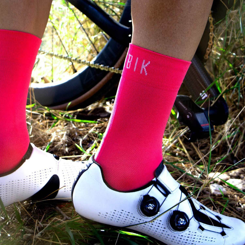 CALCETINES UNISEX PURE PINK