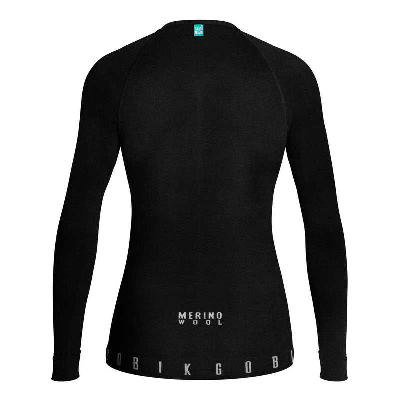 CAMISETA MUJER MANGA LARGA WINTER MERINO BASELAYER