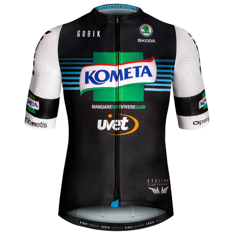 MAILLOT UNISEX MANGA CORTA INVINCIBLE KOMETA CYCLING TEAM