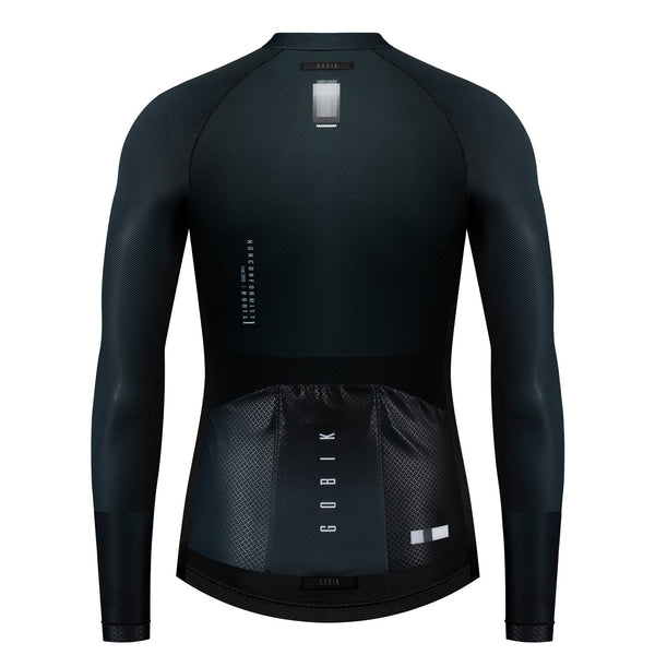 MAILLOT UNISEX MANGA LARGA CX PRO BLACK LEAD