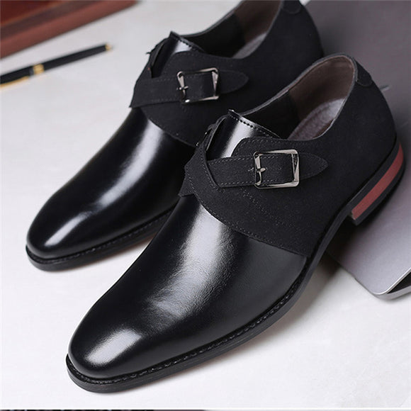 Luxury Casual Men's Comfortable Business Slip on Shoes (Buy 2 Got 5% off, 3 Got 10% off)