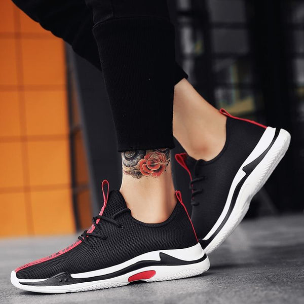 Shoes - 2018 New Fashion Plus Size Breathable Men's Running  Shoes