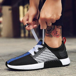 Men Light Running Shoes