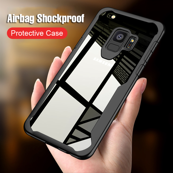 Luxury Heavy Duty Anti-knock Shockproof Phone Case For Samsung S10 plus S10 lite S10 Note 9 8 S9 S8 Plus