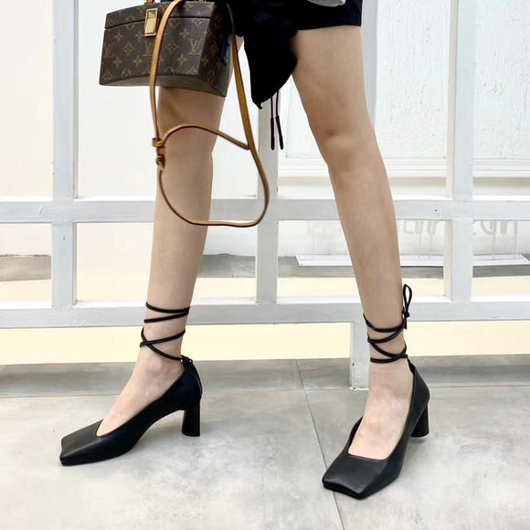 Fashion Women Sandals Pumps ( 💥Over $89+ ,Code SAVE10🛒)