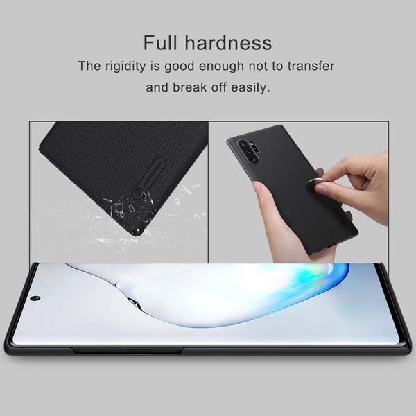 New Samsung Note 10/Plus - Super Frosted Shield Plastic Hard Phone Cases