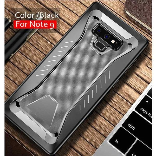 Hybrid Shockproof Rugged Ultra Thin Armor Case For Samsung Galaxy Note 8 9 S10 S10Plus S9 S8 Plus S7 S6 Edge