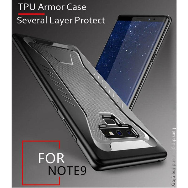 Hybrid Shockproof Rugged Ultra Thin Armor Case