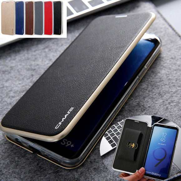 Luxury Leather Wallet Card Slot Case For Samsung S8 S9 S10 Plus S10 Lite S20 Note 20