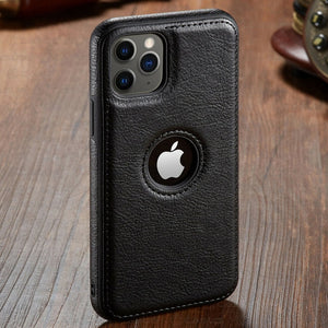 For iPhone 11 11 Pro 11 Pro Max Case Luxury Business Leather Stitching Case Cover for iphone XS Max XR X 8 7 6 6S Plus Case