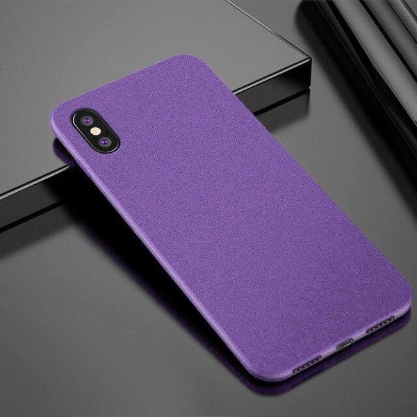 Luxury Ultra Thin Heavy Duty Shockproof Armor Soft Phone Case For iPhone X XS Max XR 7 8 6 6S
