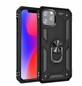 Case Luxury Armor Magentic Ring Phone Case For iPhone 12 Pro Max