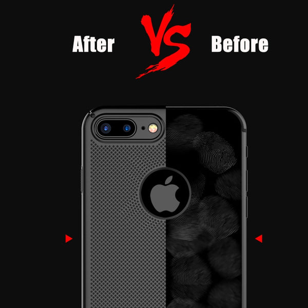 Luxury Ultra Slim Shockproof Hollow Heat Dissipation Cases For iPhone 11 11Pro 11Pro MAX XS MAX X XR 8 7 6S 6Plus