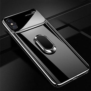 Luxury Heavy Duty Anti-knock Ring Stand Case For iPhone X/XR/XS/XS Max 8 7 6S 6/Plus