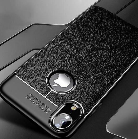 Luxury Ultra Thin Shockproof Armor Case For iPhone
