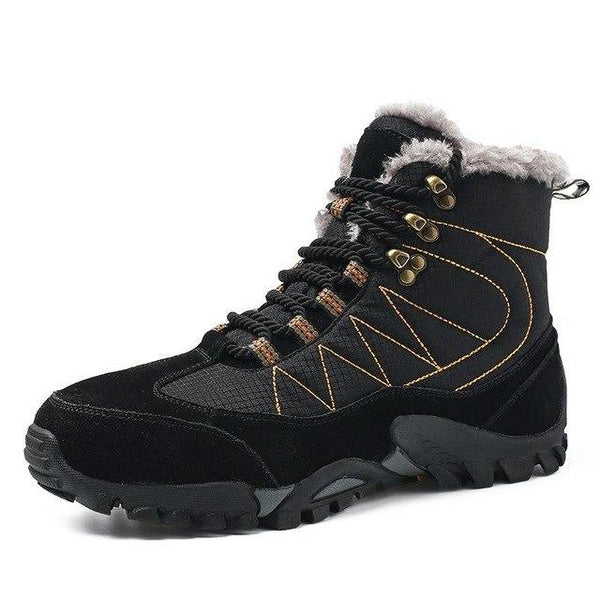 Men's Shoes - Winter New Men Warm Snow Boots