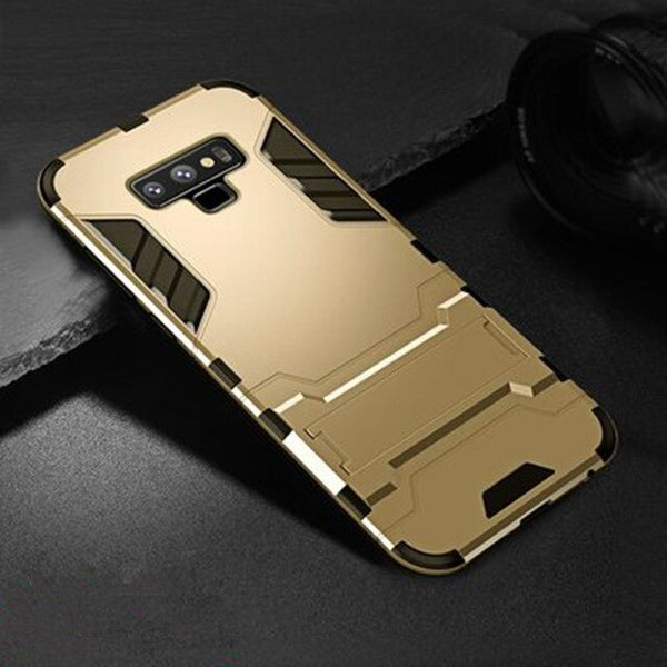 Luxury Silicone Bumper Ring Case For Samsung S8 S9 S10 Plus S10 Lite Note 8 9