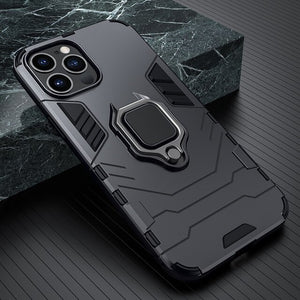 Shockproof Armor Case For iPhone 12 Pro Phone Back Cover