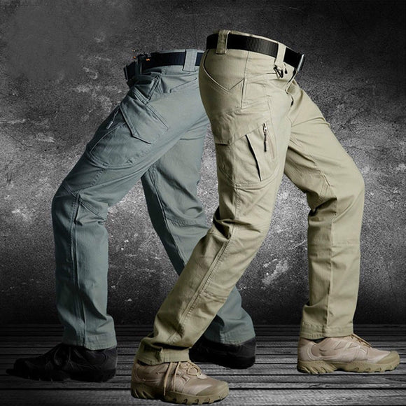 2021 Men's Military Multi-Pocket Commuter Long Trousers ( 💥Over $89+ ,Code SAVE10🛒)