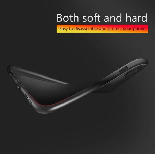 Luxury Ultra Thin Shockproof Soft Silicon Matte Case For iPhone 11 11 PRO 11 PRO MAX XS MAX XR X 8 7Plus 6 6s Plus