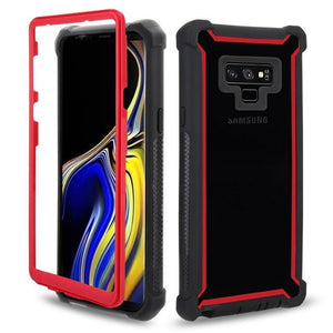 Heavy Duty Shockproof Urban Doom Armor Protection Phone Case for Samsung Galaxy S10 S9 S8 Plus Note 8 9 S10e