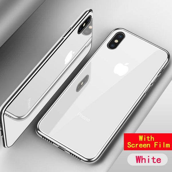 Heavy Duty Protection Ultra Thin Case For IPhone X XR XS Max 7 8 Plus
