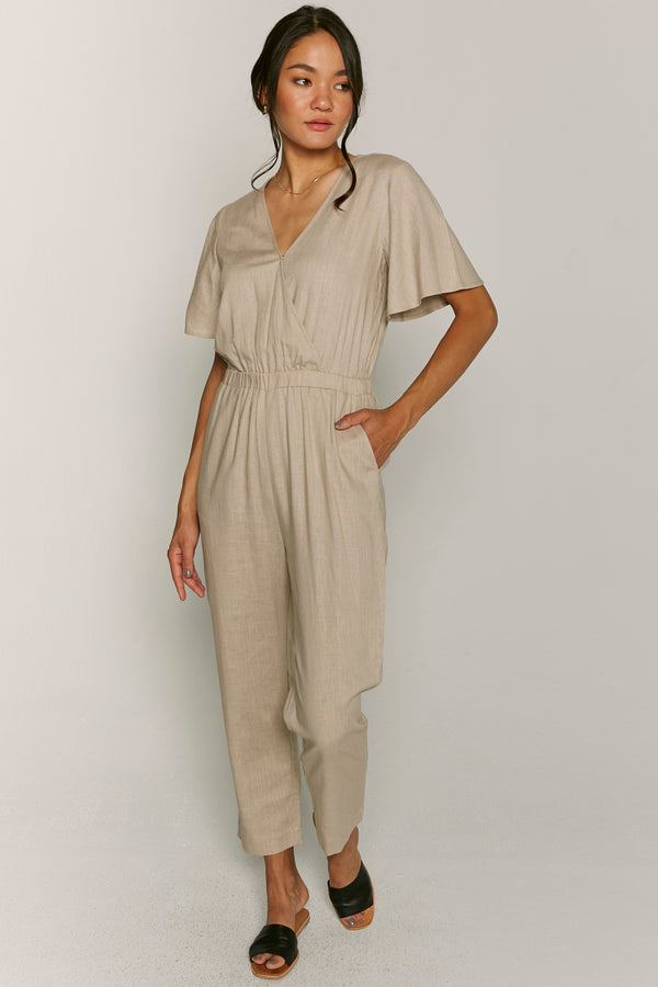 Sleepy Elephant Dylan Jumpsuit