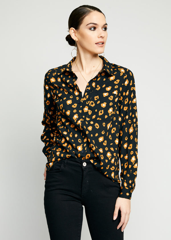 Brixie Button Up