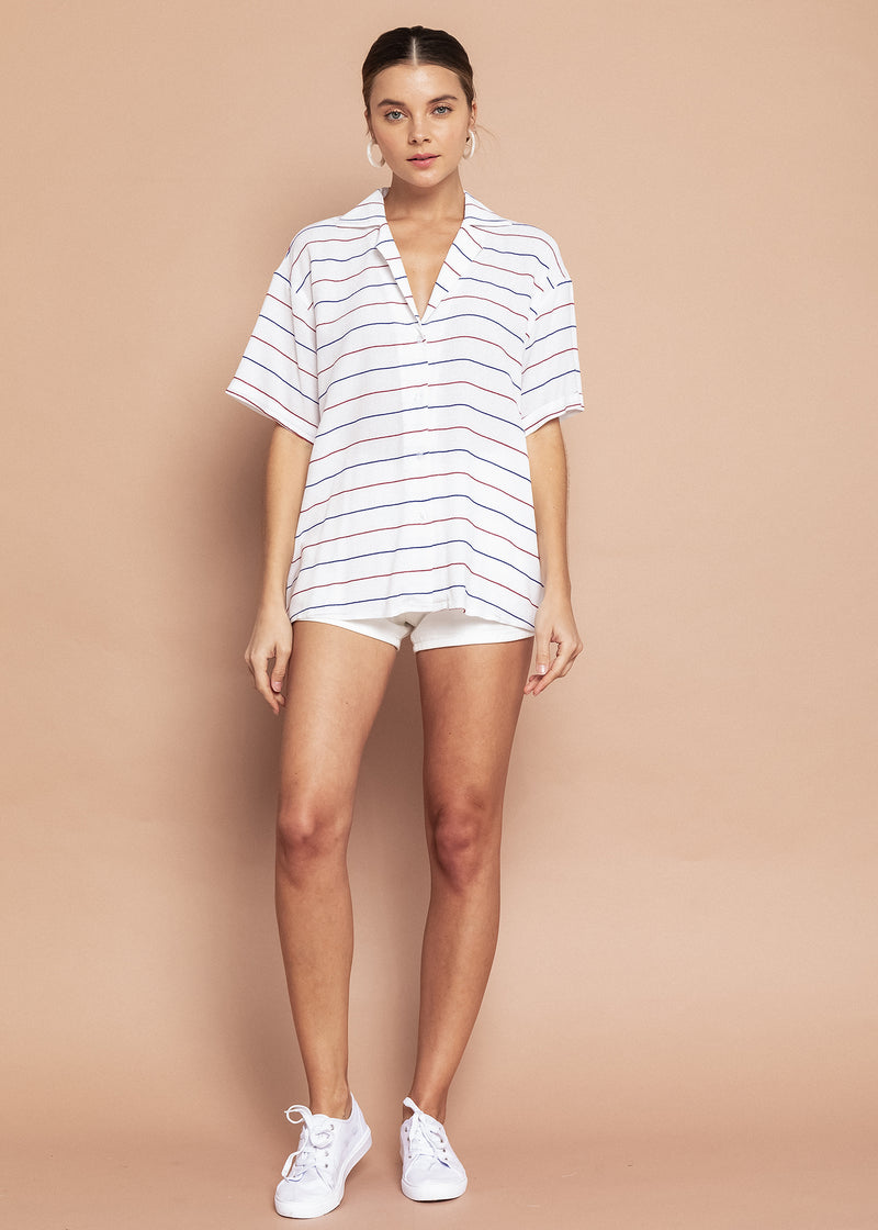 Maren Short Sleeve Top