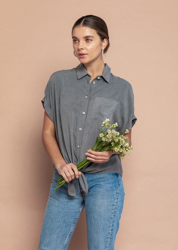 Rachel Short Sleeve Top