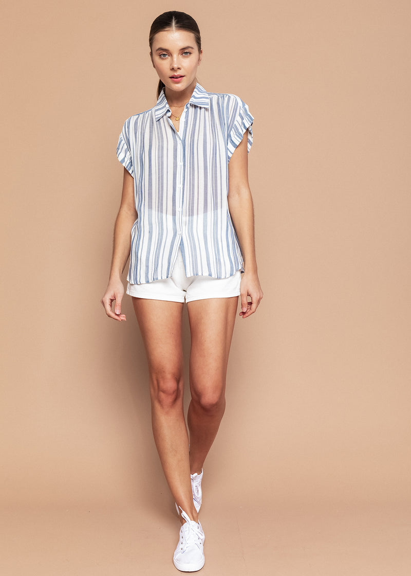 Stella Short Sleeve Top