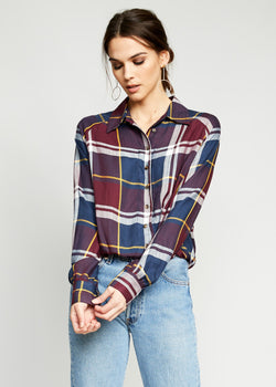 Ashbury Button Up Top