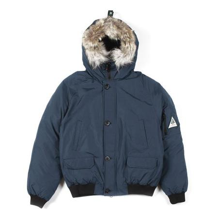 key features Woods Amundsen Bomber - Navy