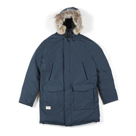 key features Woods Arctic Parka Mens - Navy