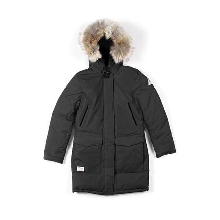 key features Woods Arctic Parka Womens - Black