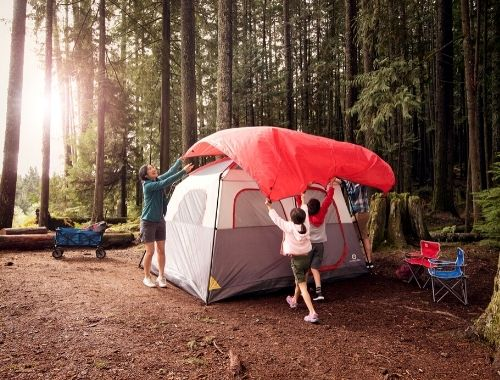 Heritage of Outbound Camping Equipment