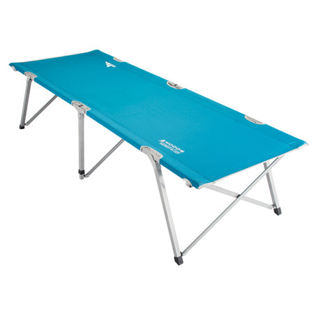 key features Woods King Portable Folding Comfort Camping Cot