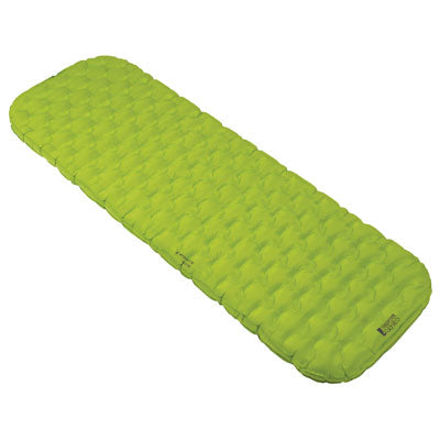 key features Woods Adventure Ultra-light Revo RS Camping Sleeping Pad / Mat - Green