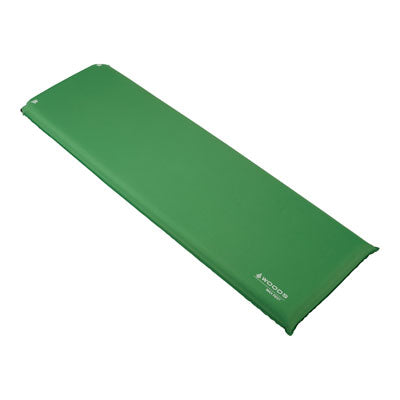 key features Woods Max-Rest Lightweight Self-Inflatable Camping Sleeping Pad / Mat