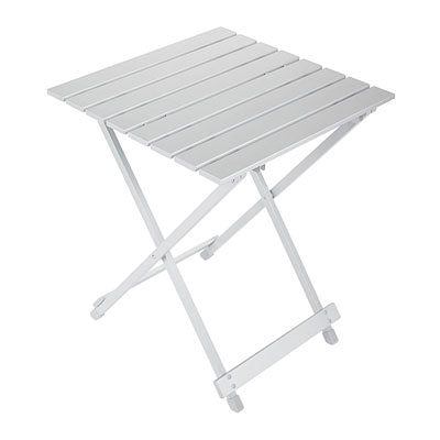 key features Woods Folding Camping Table