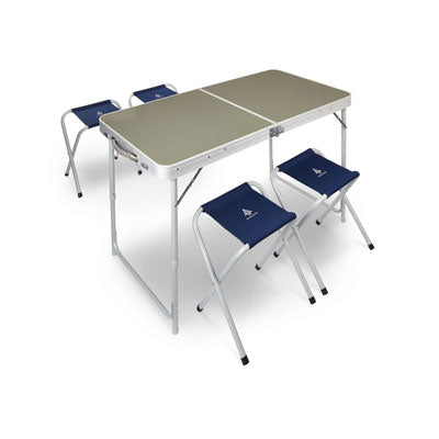 key features Woods Camp Table Set