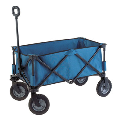 key features Woods Outdoor Collapsible Utility Standard Wagon - 150 lbs Capacity