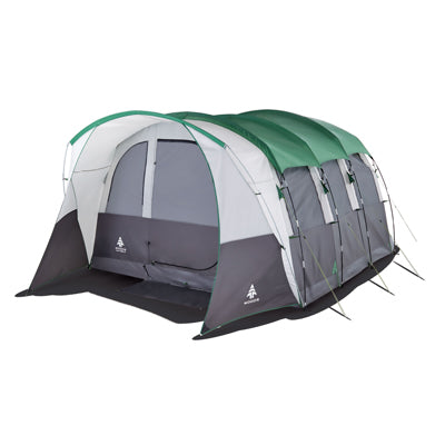 key features Woods Sun Valley 8-Person 3-Season Tent