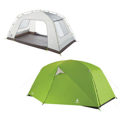 key features Woods Lookout 8-Person 3-Season Tent
