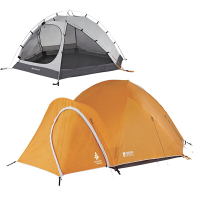 key features Woods Pinnacle Lightweight 4-Person 4-Season Tent
