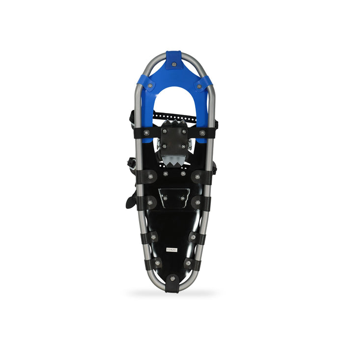 Outbound All-Terrain Lightweight Aluminum Frame Snowshoes 25 Inch, 160 lb Capacity