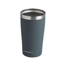 Load image into Gallery viewer, Woods 15 oz Vacuum Insulated Stainless Steel Wine Tumbler