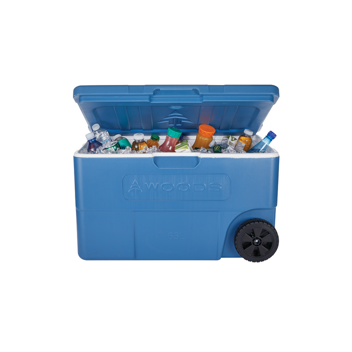 Woods Boreal Wheeled Hard Cooler - 68 Quart