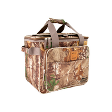 Load image into Gallery viewer, Outbound Hunting and Camping RealTree Camo Print Insulated Soft Cooler Bag - 25 Can Capacity